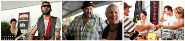 The Olive Festival in The Riebeek Valley