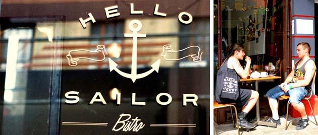 Hello Sailor Bistro