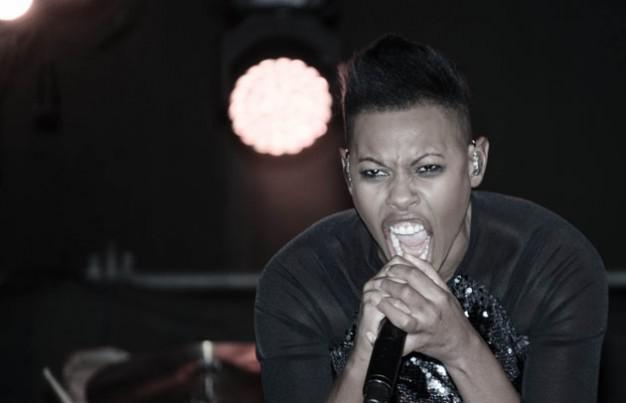 Skunk Anansie in Darling at Rocking the Daisies 2013