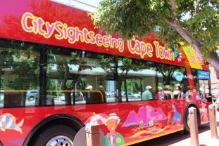 Cape Town Red City Bus Tour