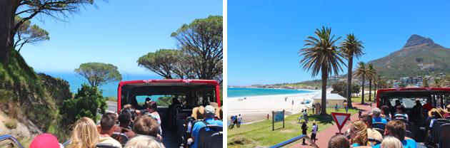 Red City Tour crosses into Camps Bay