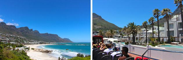 Views of Camps Bay