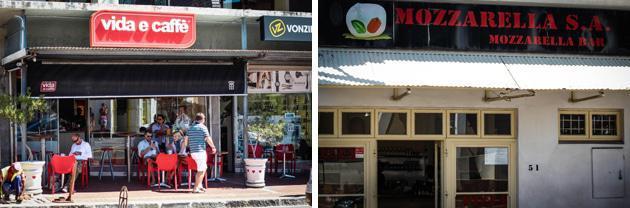 coffee shops in kloof street