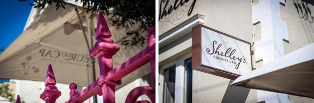Kloof street coffee shop