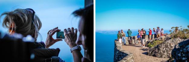 Views at Table Mountain