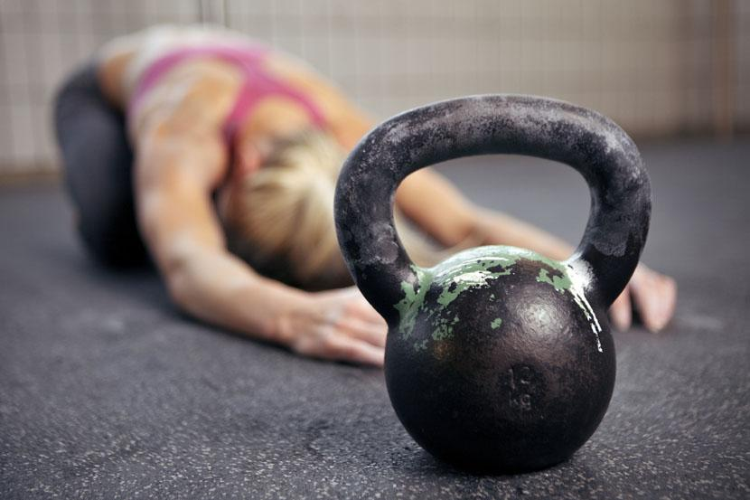 Sunflower Pilates Kettle bells classes Cape Town