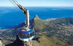 Table Mountain Cable Car Tour