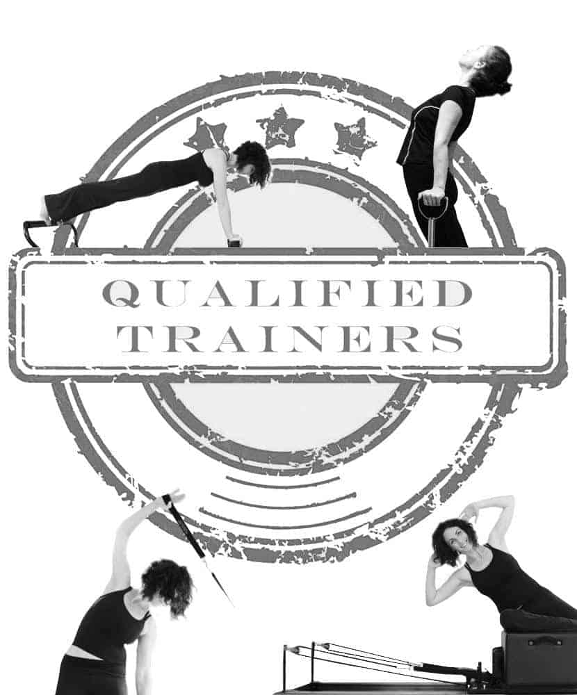 Sunflower Pilates and Kettle Bells classes are by qualified instructors
