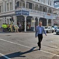 Bid to make Cape Town more 'walkable'