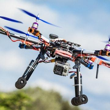 Big Brother drones for Cape Town