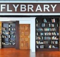 Flybrary takes off at Cape Town airport