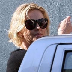 Sean Penn and Charlize Theron clash on movie set in SA