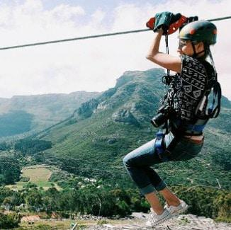 New zipline coming to Cape Town's Table Mountain