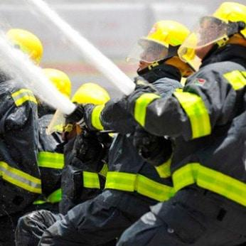 Cape Town 'hot shot' firefighters by numbers