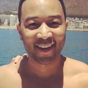 This is what John Legend is doing in Cape Town right now
