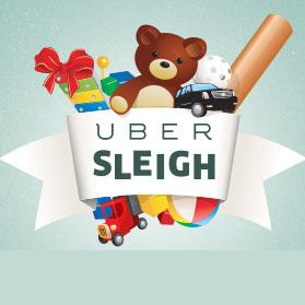 Uber, Kalahari join forces to bring UberSleighs to Cape Town