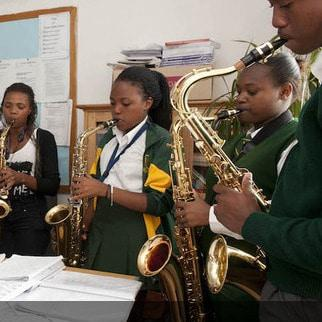 Music schools pump up young hearts and minds