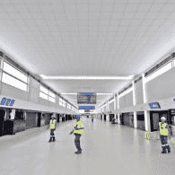 Cape Town station new Concourse opens
