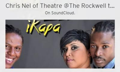 Chris Nel talks about Shiza Ikapa on 2 Oceans Radio