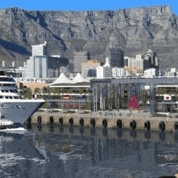 New Cape Town luxury cruise terminal