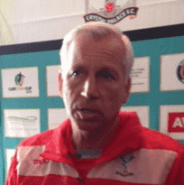 Pardew eyes silverware in Cape Town
