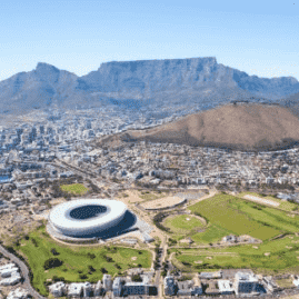 City of Cape Town's human settlements project