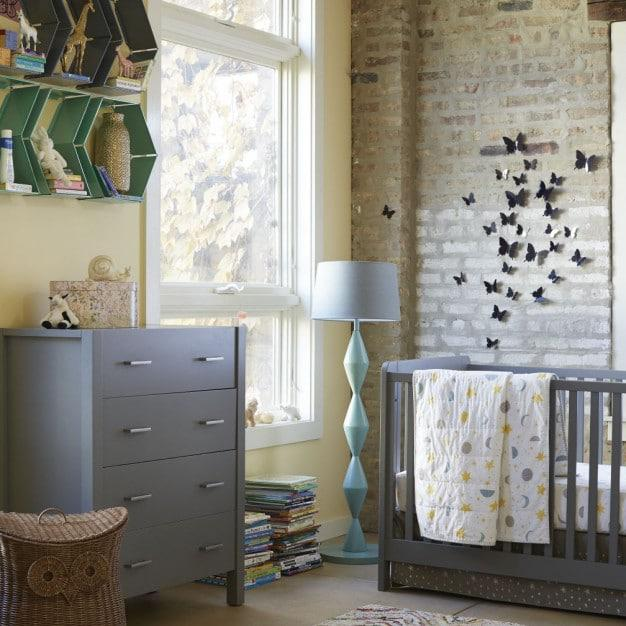 The Hallam Family Baby Room Ideas: 6 Steps To Designing Your Baby's Room