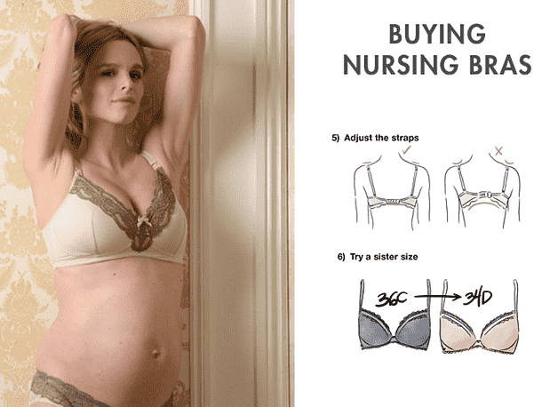 41158510dc MATERNITY BRAS  Busting The Myth Wide Open