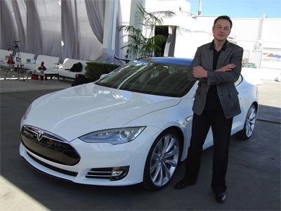 Tesla Motors to SA