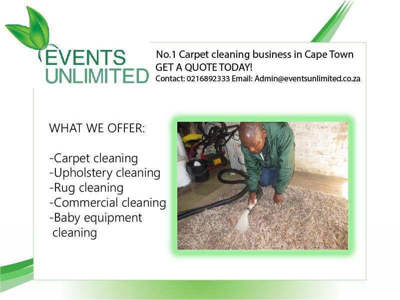 Cleaning Services and commercial cleaning