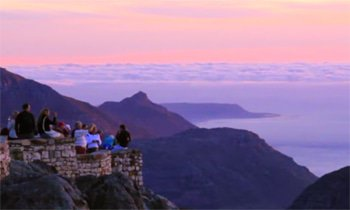 South Africa's beautiful Capital, Cape Town