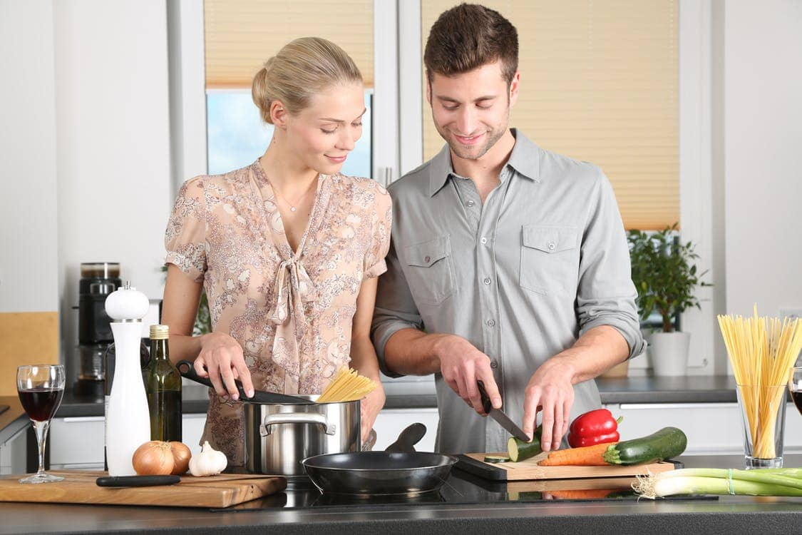 The secrets to being a great home chef