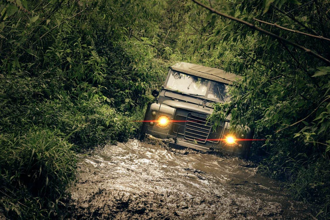 A helpful guide for beginner 4×4 drivers