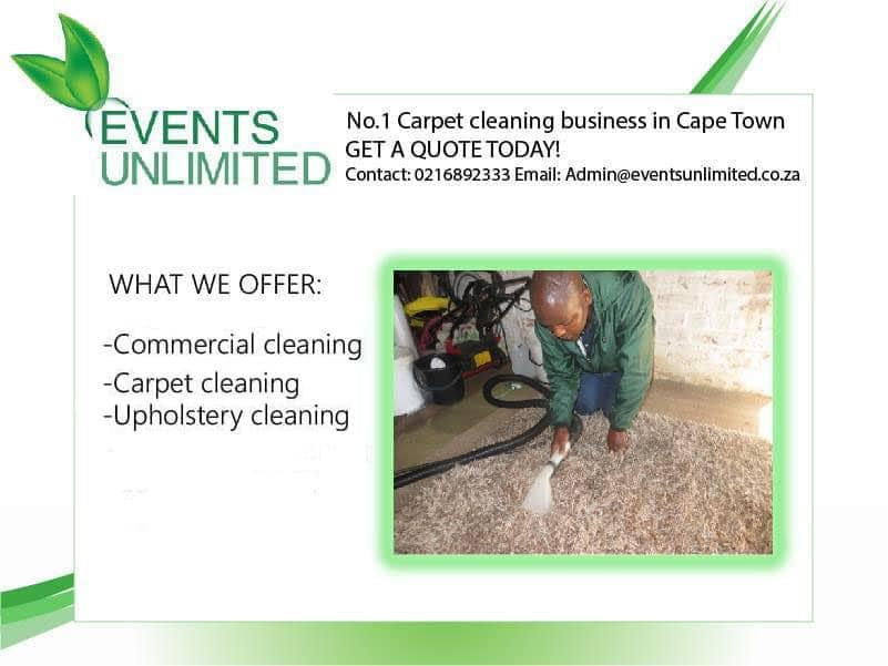 Events Unlimited Commercial Cleaning