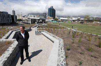 New Cape Town park