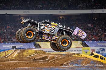 nternational Monster Truck event