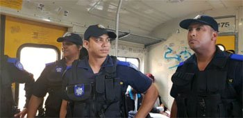 Cape Town's new Rail Enforcement Unit