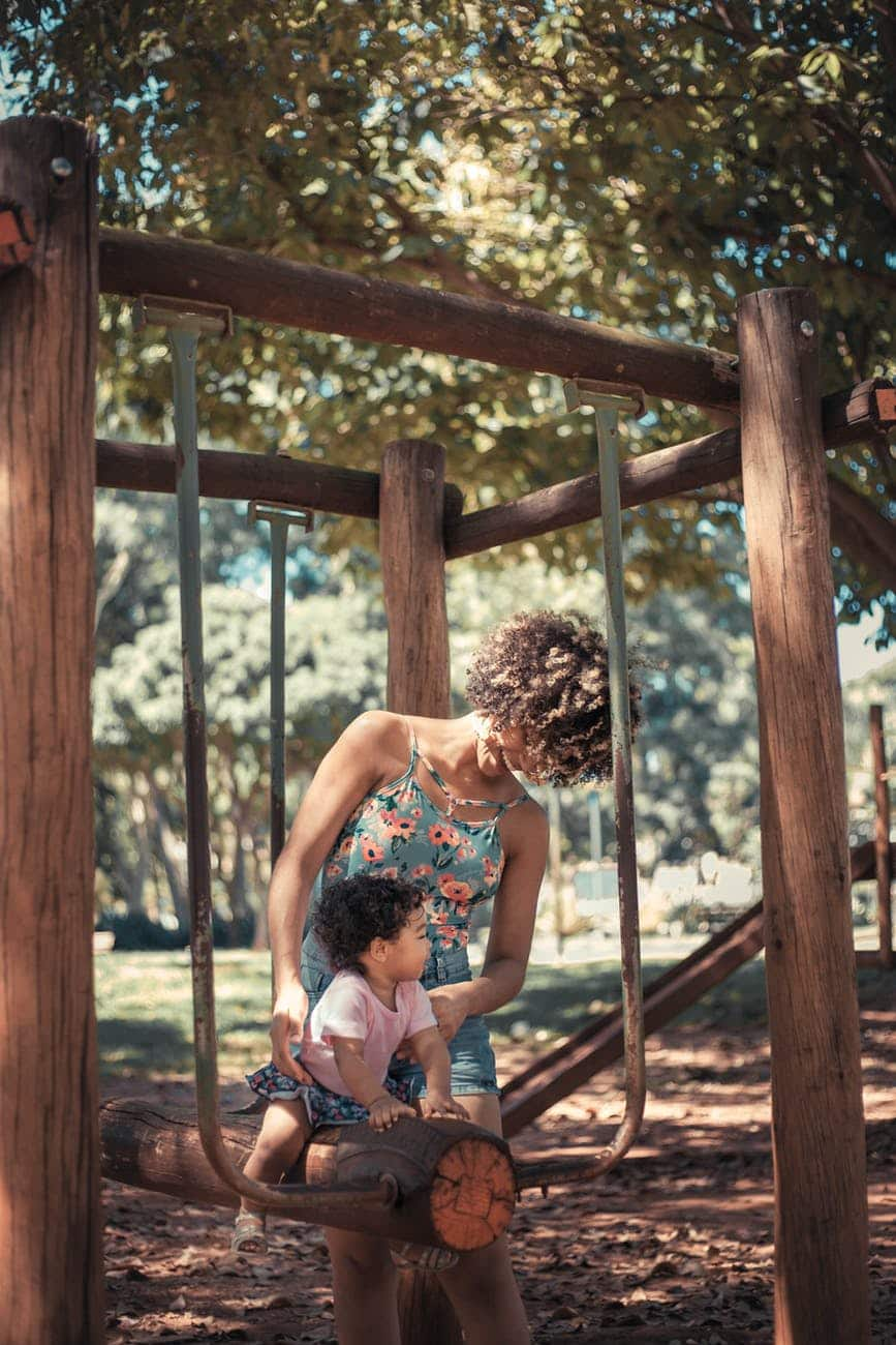 How jungle gyms can teach children more about themselves