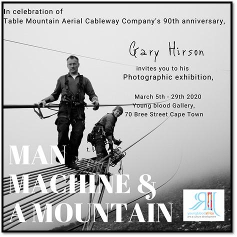 Table Mountain photography exhibition