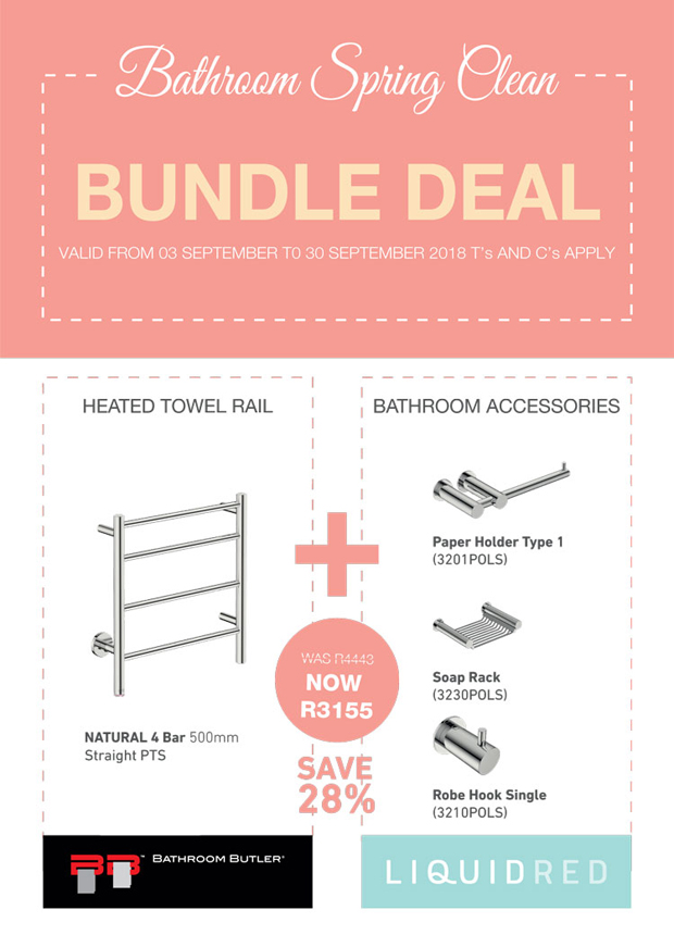 Simply Bathrooms Bundle Deal
