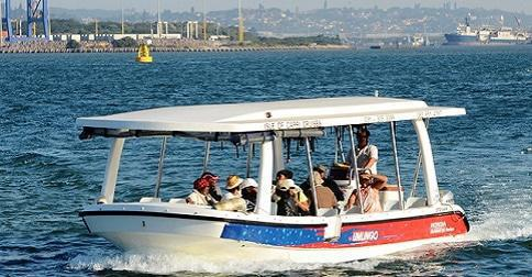 Scenic Harbor Cruise Durban Bay