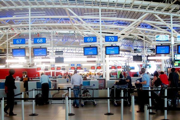 Durban's King Shaka International Airport