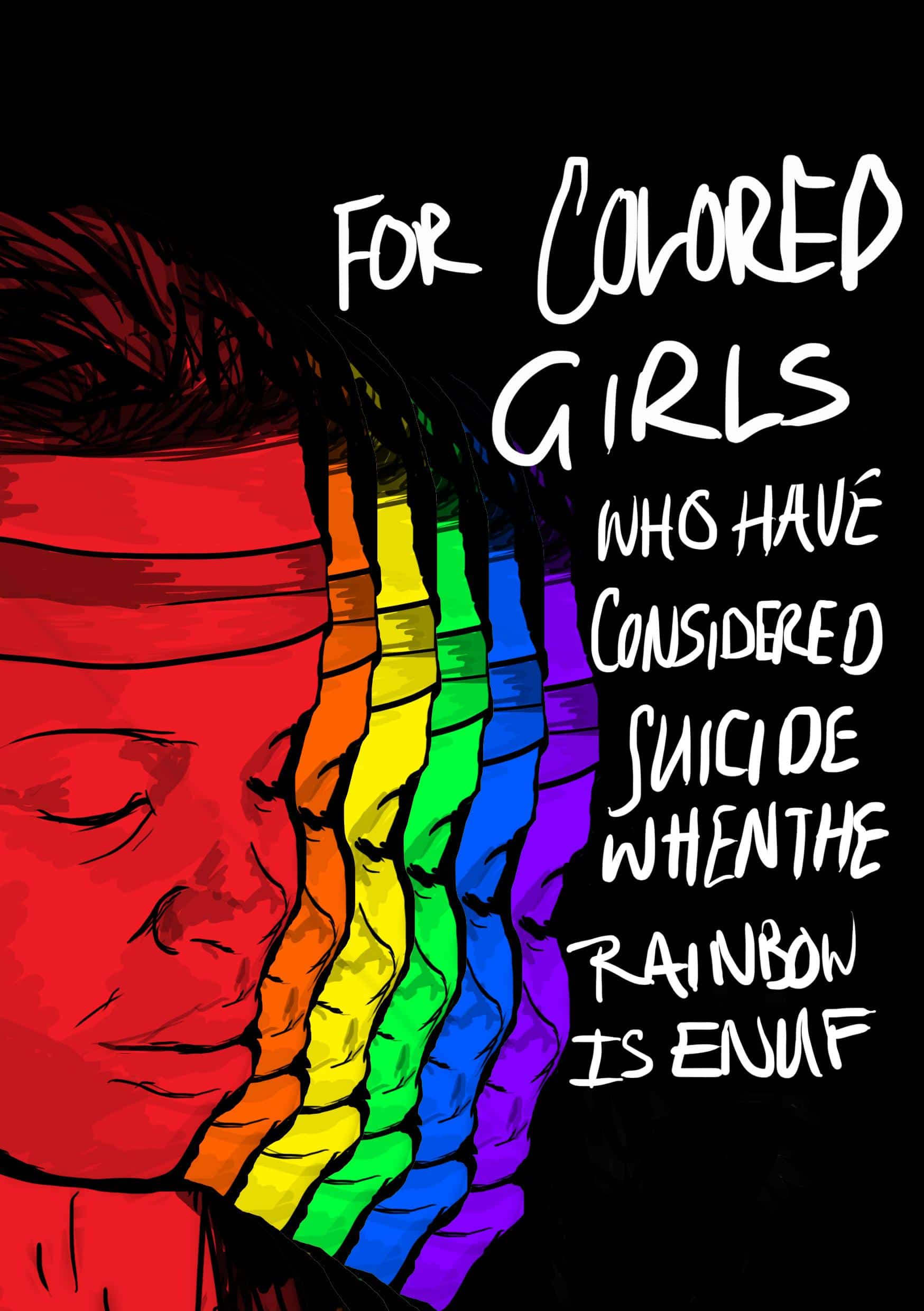 colored girls Tyler perry melodrama deals with intense, disturbing themes read common sense media's for colored girls review, age rating, and parents guide.