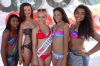 Margate Miss Vodacom Easter Fever entrants;Trinese Naidoo (Durban), Shinaed Lombard (Boksburg), Monique Killan (PTA), Li-Marie (Durban) and Faeqah Khan (Durban).
