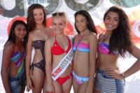 Margate Miss Vodacom Easter Fever entrants;Trinese Naidoo (Durban), Shinaed Lombard (Boksburg), Monique Killan (PTA), Li-Marie (Durban) and Faeqah Khan (Durban).