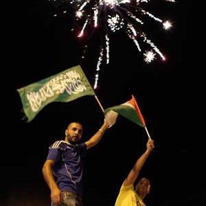 Gaza celebrates long-term truce