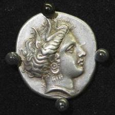 Ancient coins returned to Greece