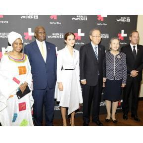 UN Women launches 'HeFORShe' campaign