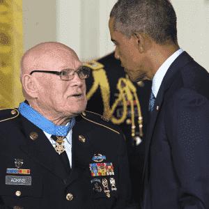 Vietnam soldiers receive Medal of Honour