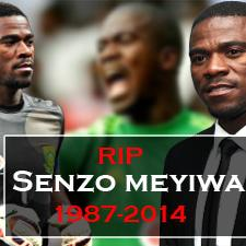 Global outcry over Meyiwa's murder